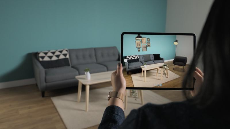 Chụp hình và chỉnh sửa nhanh chóng với Máy tính bảng iPad Pro 2020 11 inch