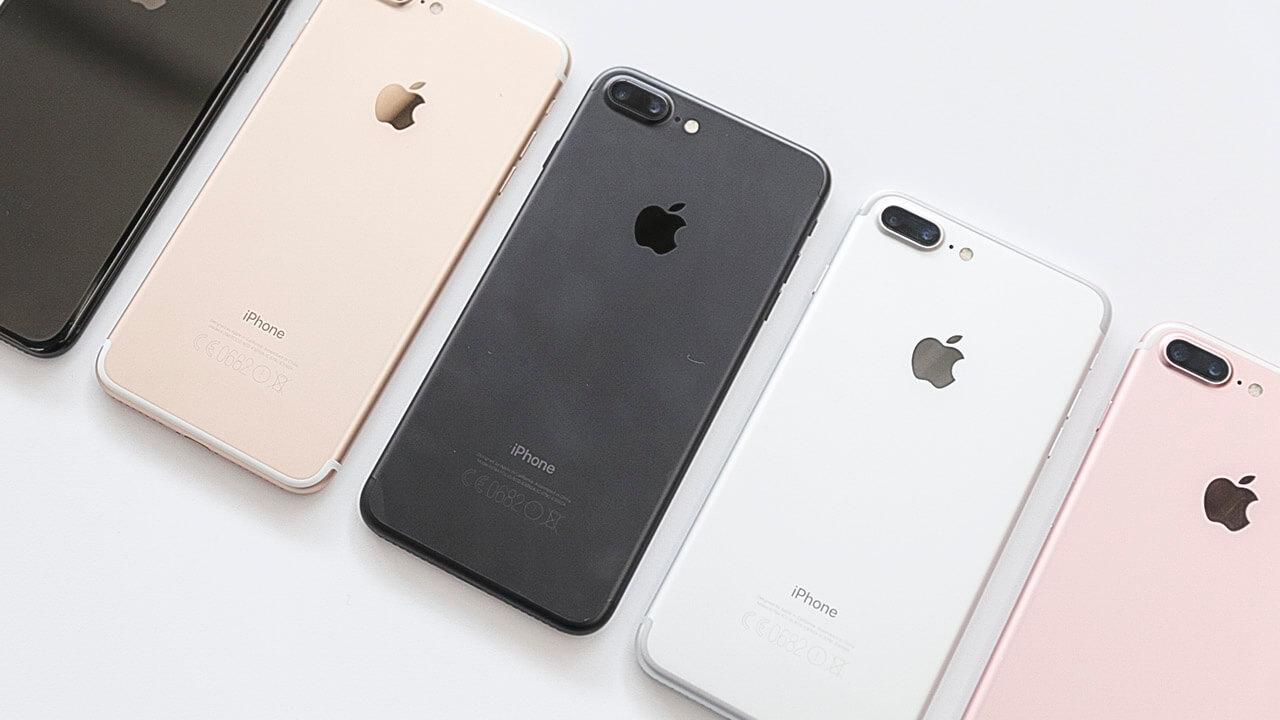 lựa chọn nên mua iphone 7 plus 32gb hay 128gb