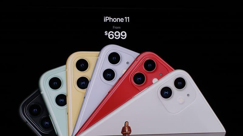 mức giá iphone 11 và iphone xr