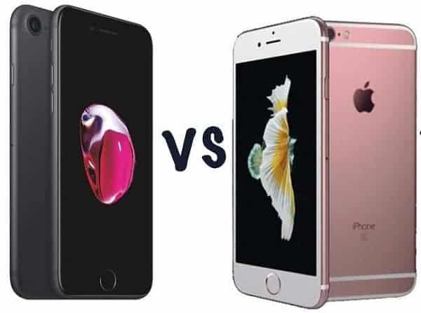 Do dự nên mua iPhone 6s hay 7: Nên chọn máy nào để sử dụng lâu dài?