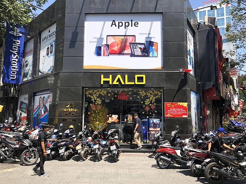 nơi bán iphone uy tín tphcm