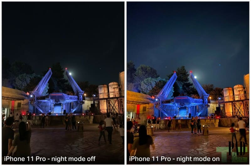 nightmode iphone 11 pro