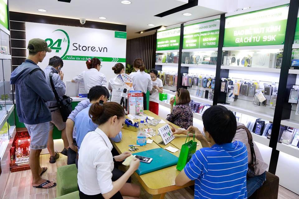 24Store - nơi bán iphone uy tín