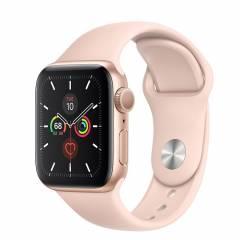 Apple Watch 5 40mm (GPS) Viền Nhôm  – Dây Cao Su - Chưa Active Fullbox 100%