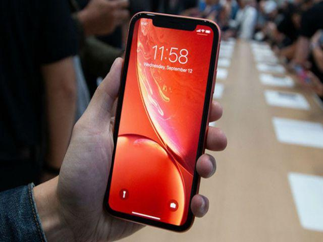 test iphone xr battery
