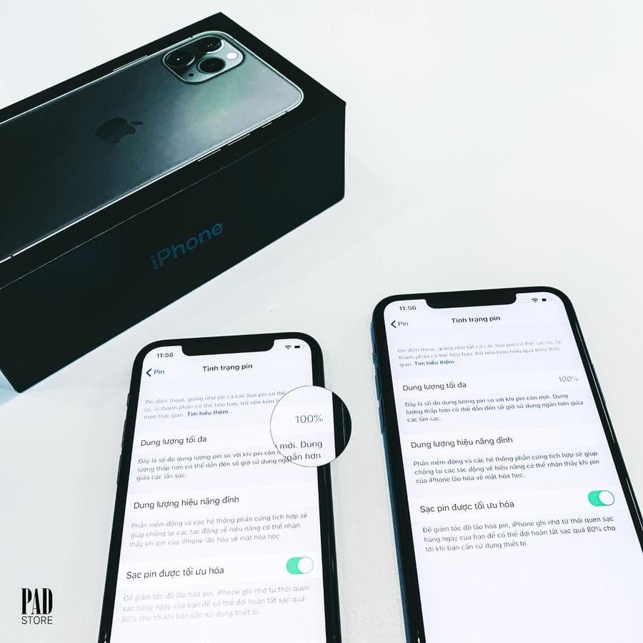 pin iphone 11 pro 256gb