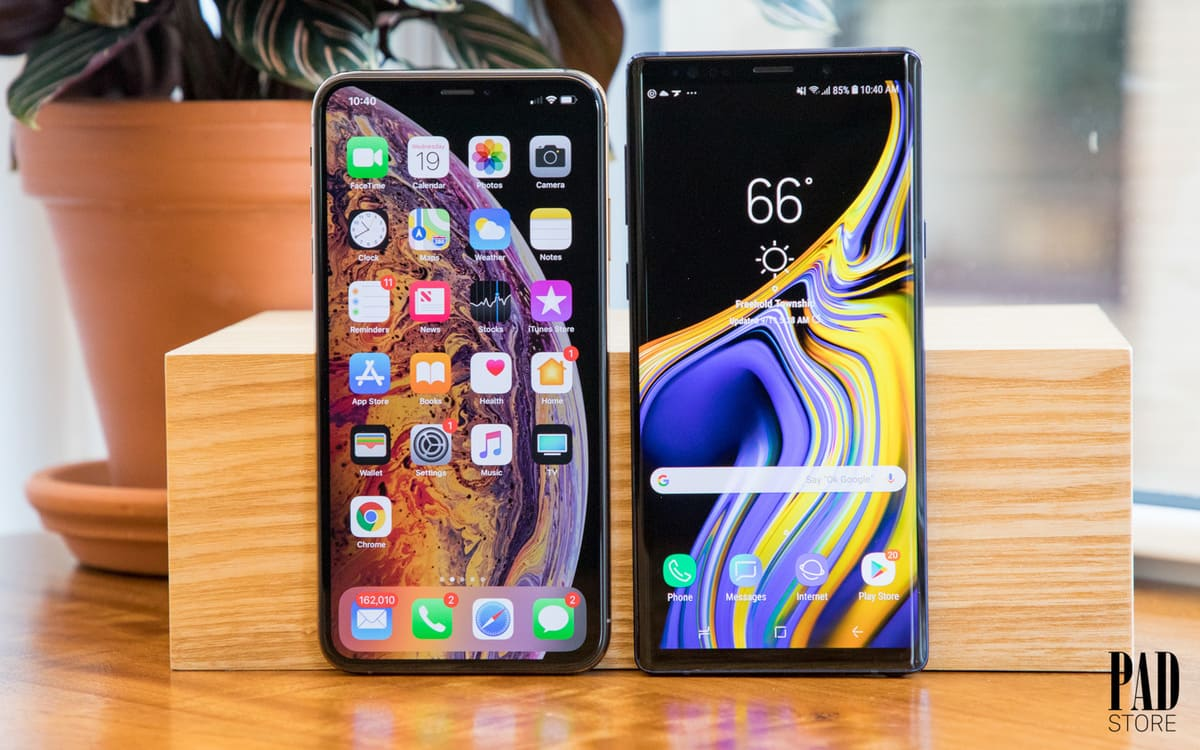 số đo kích thước iphone xs max