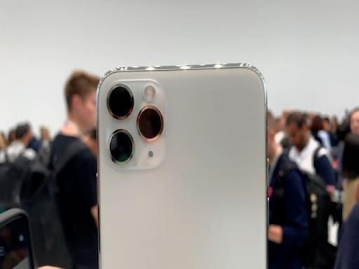so sánh camera iPhone 11 và 11 Pro