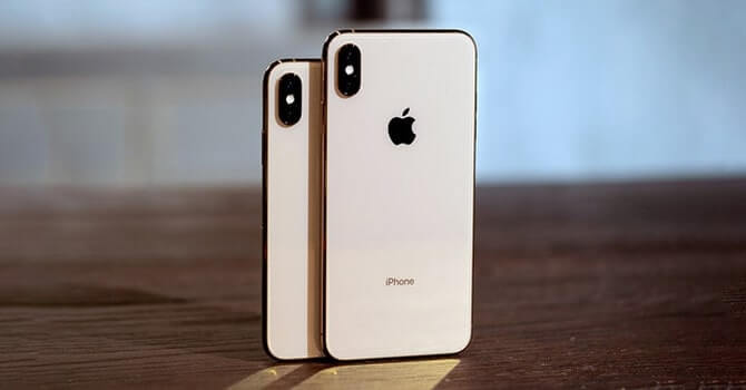 so sánh camera xs max và iphone x