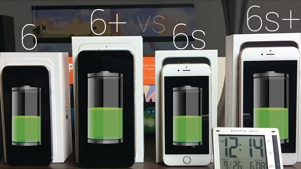iphone 6 plus và 6s