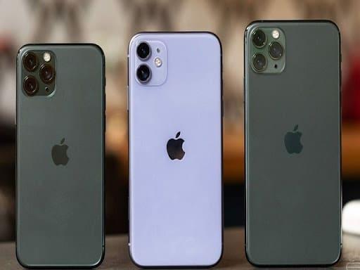 so sánh iPhone 11 và 11 Pro