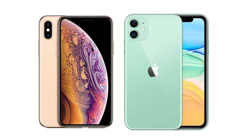 So sánh iPhone 11 và Xs Max: một 9 một 10, nên chọn máy nào?