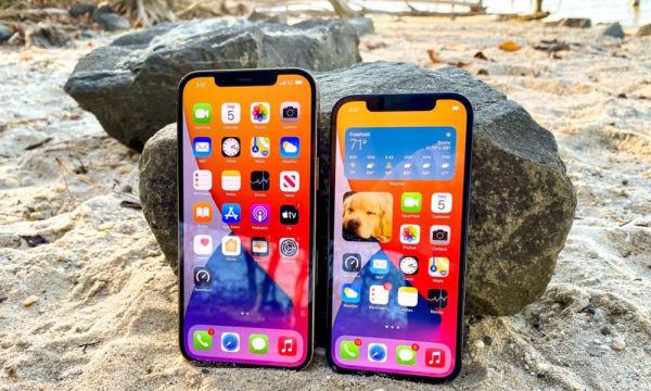 So sánh iPhone 12 Pro và 12 Pro Max đầy đủ kích thước, cấu hình,..