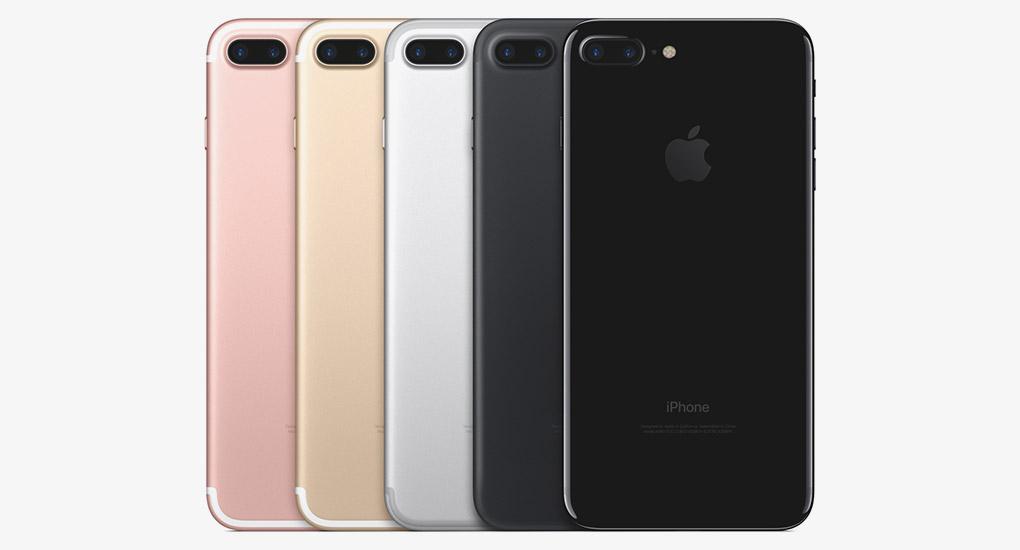 so sánh iphone 7 plus và 6s plus