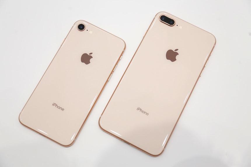 so sánh iphone 8 và 8 plus chi tiết nhất