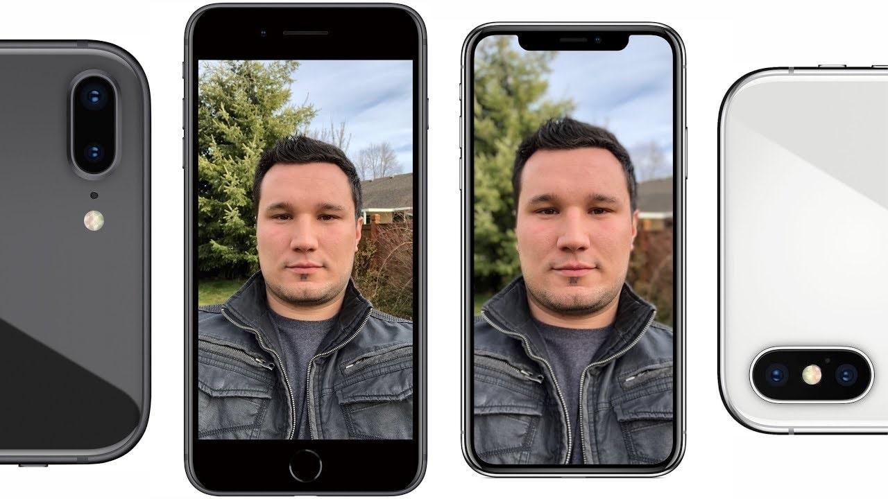 có nên mua iphone x hay iphone 8 plus hay không