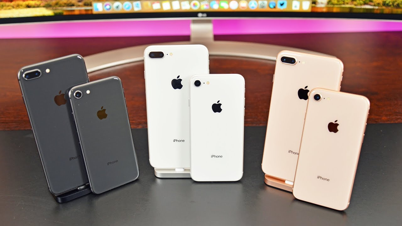 iphone 8 và 8 plus