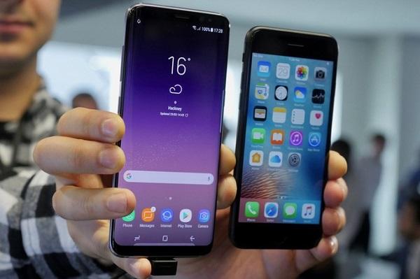 nên mua iphone 7 plus hay s8