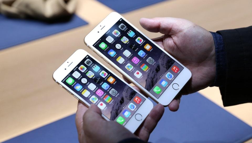 so sánh iphone 6s và iphone 6s plus