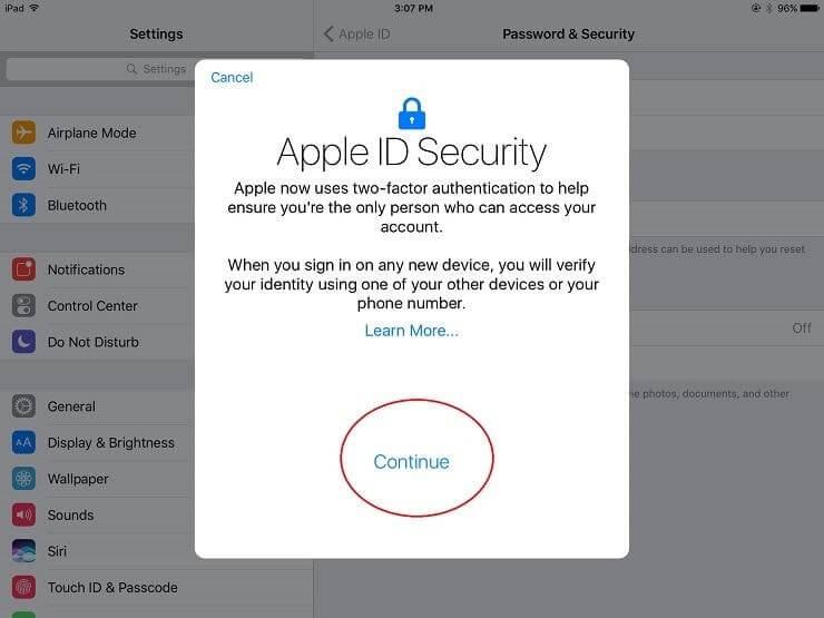 thay đổi mật khẩu apple id dễ dàng