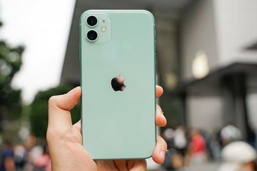thiết kế đặc biệt iPhone 11 ngày ra mắt