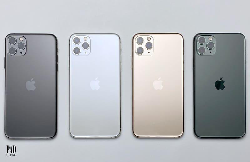 thiết kế iphone 11 pro 256gb cu