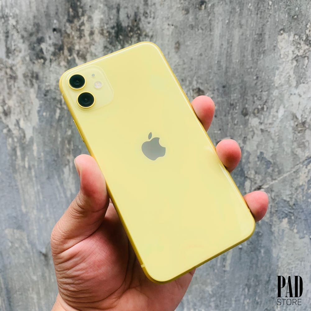 thiết kế iphone 11