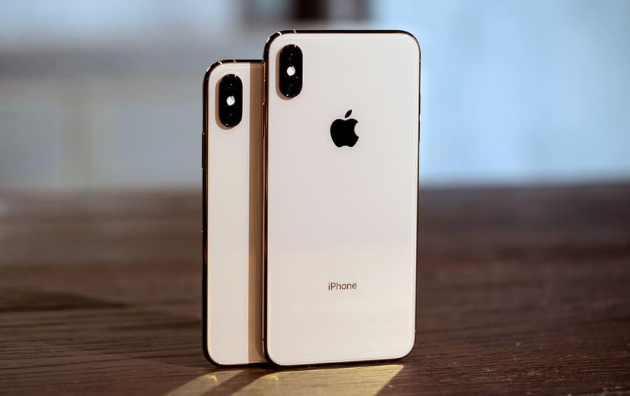 thiết kế iphone xs lock