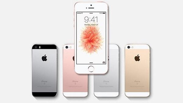 thông tin iphone se hiện nay