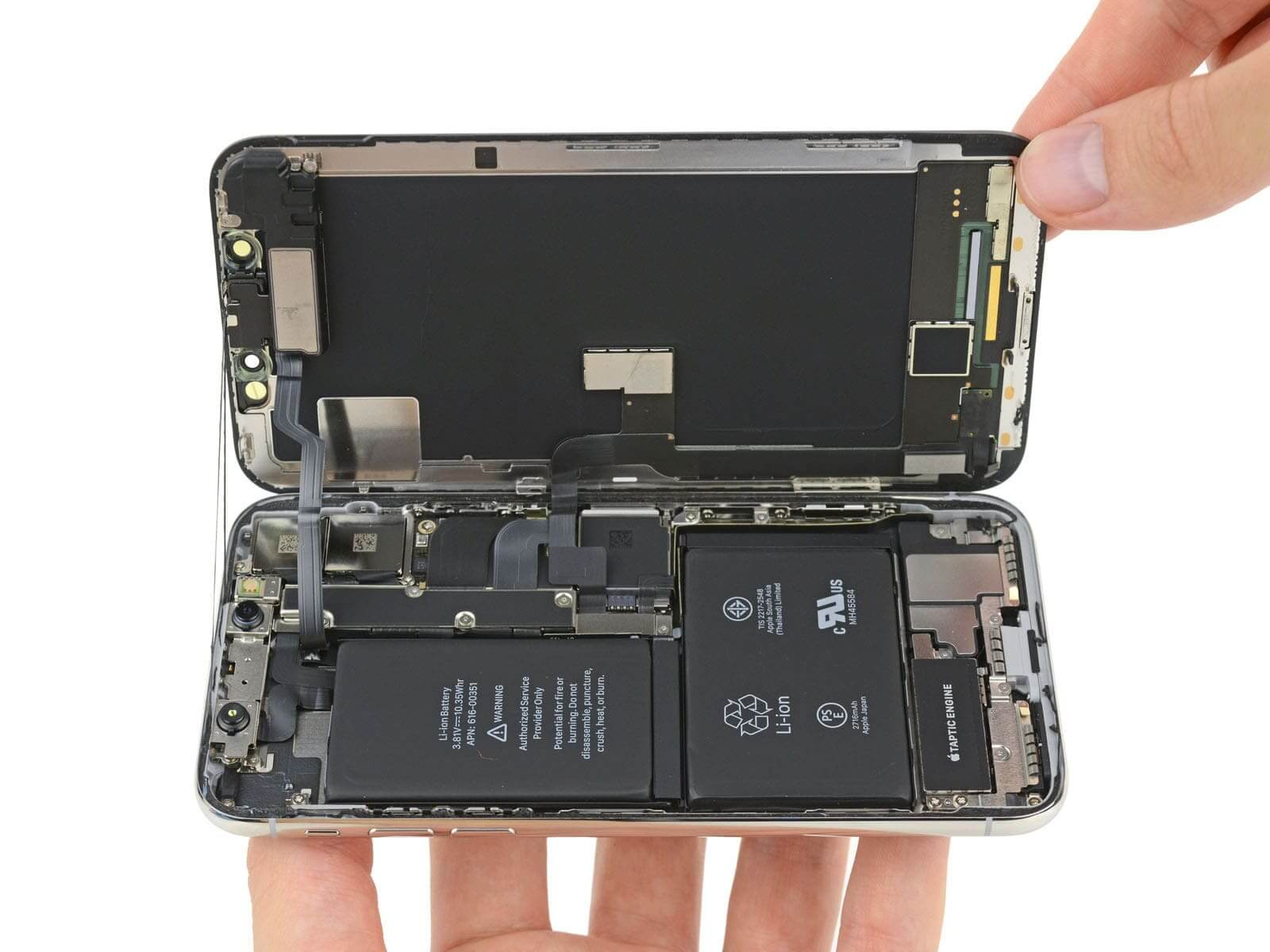 dđánh giá iphone x