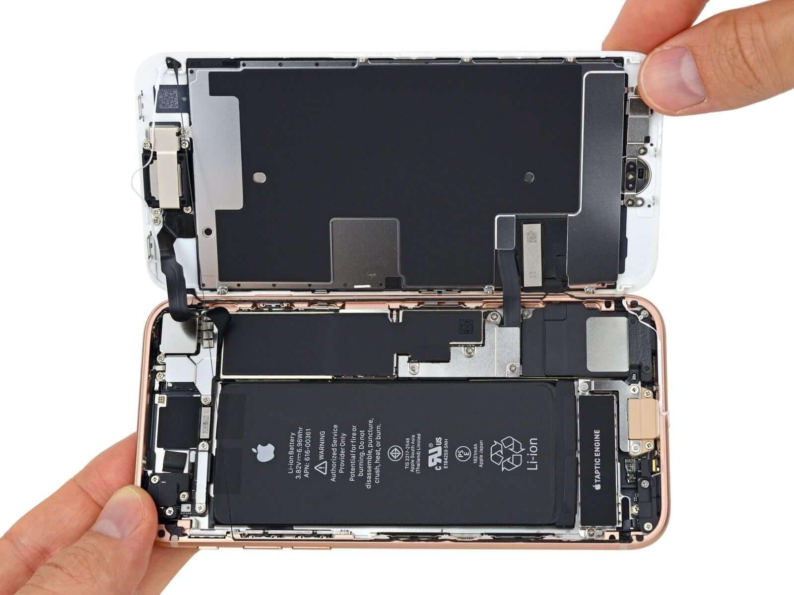 đánh giá iphone 8 plus
