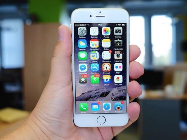 đập hộp iphone 6s 64GB rose gold chính hãng