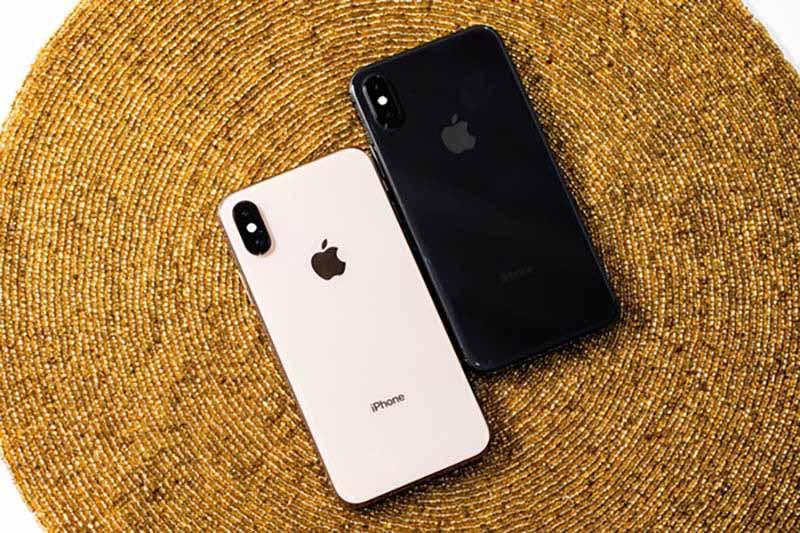 iphone xs 2 sim vật lý
